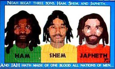 Shem Ham Japheth
